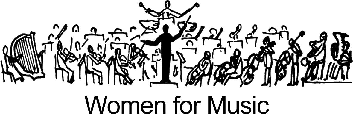 Women For Music logo