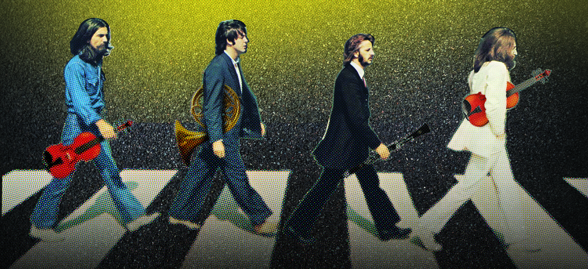 The Music of The Beatles: Abbey Road
