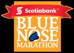 Blue Nose Marathon 2015 logo