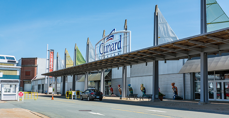 The Cunard Centre, Halifax