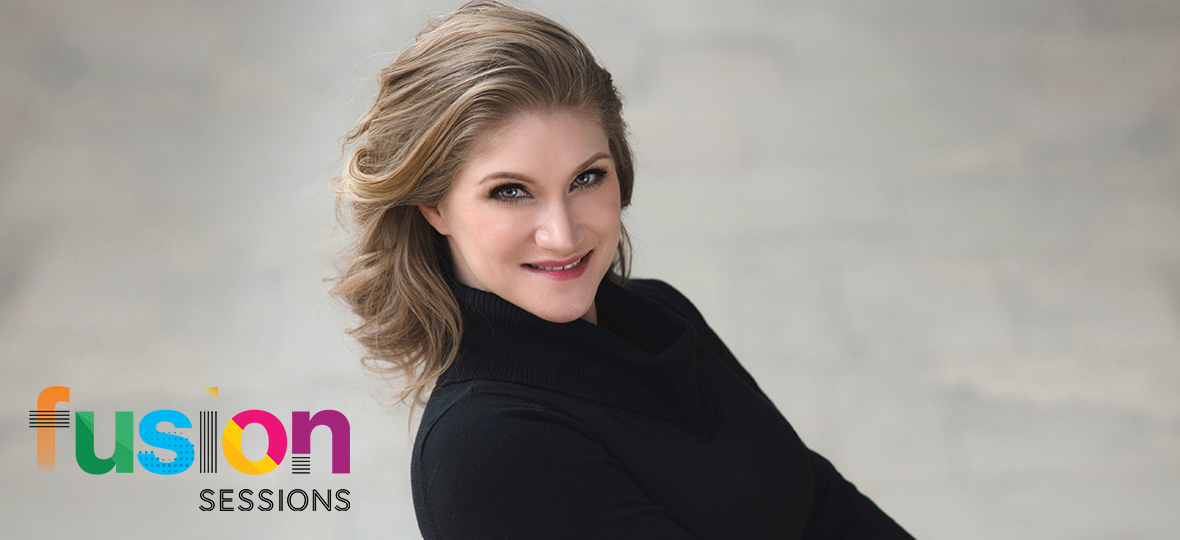 The Fusion Sessions: Jane Archibald Sings Mozart