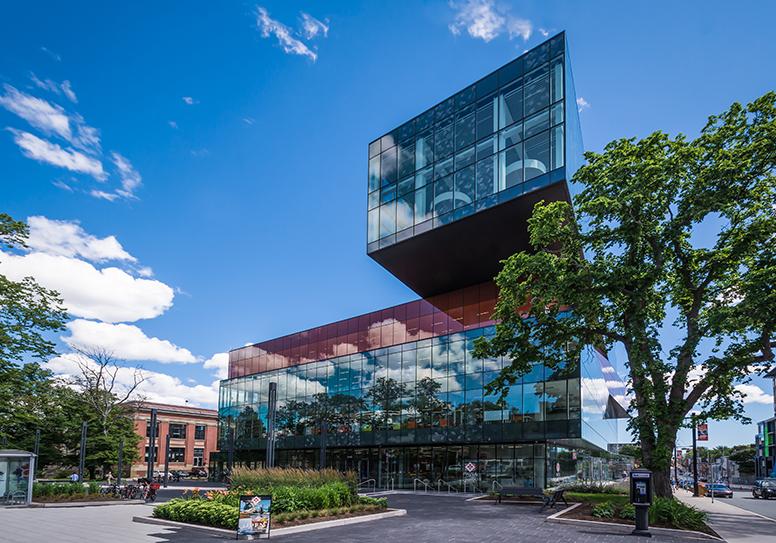 Public Libraries across Nova Scotia