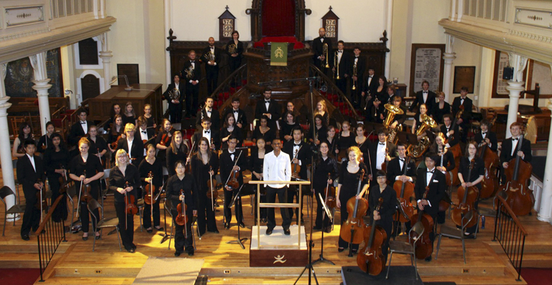 Nova Scotia Youth Orchestra