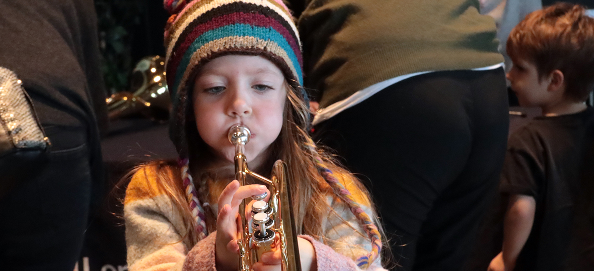 Lessons with Symphony Nova Scotia Musicians