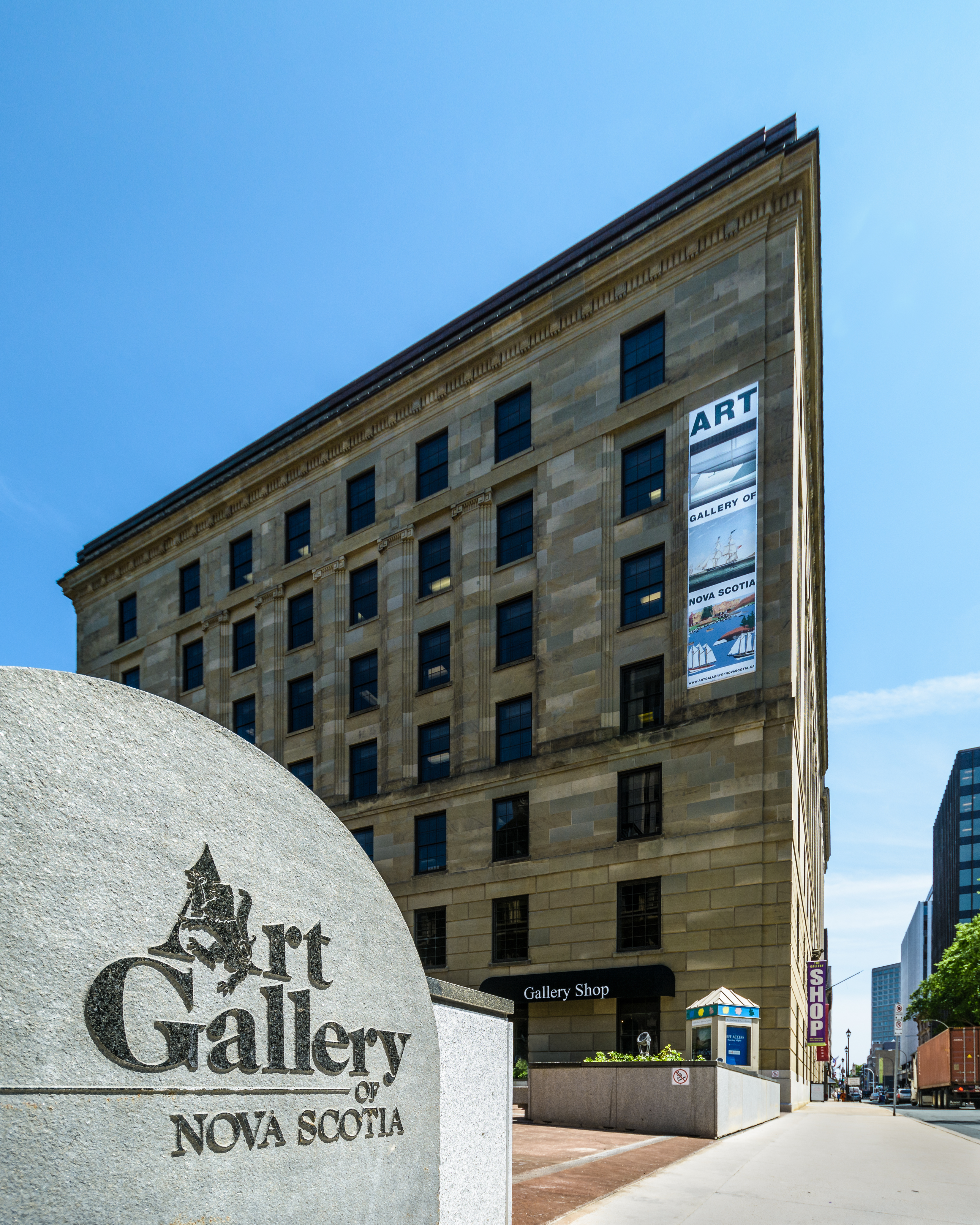 The Art Gallery of Nova Scotia, Halifax