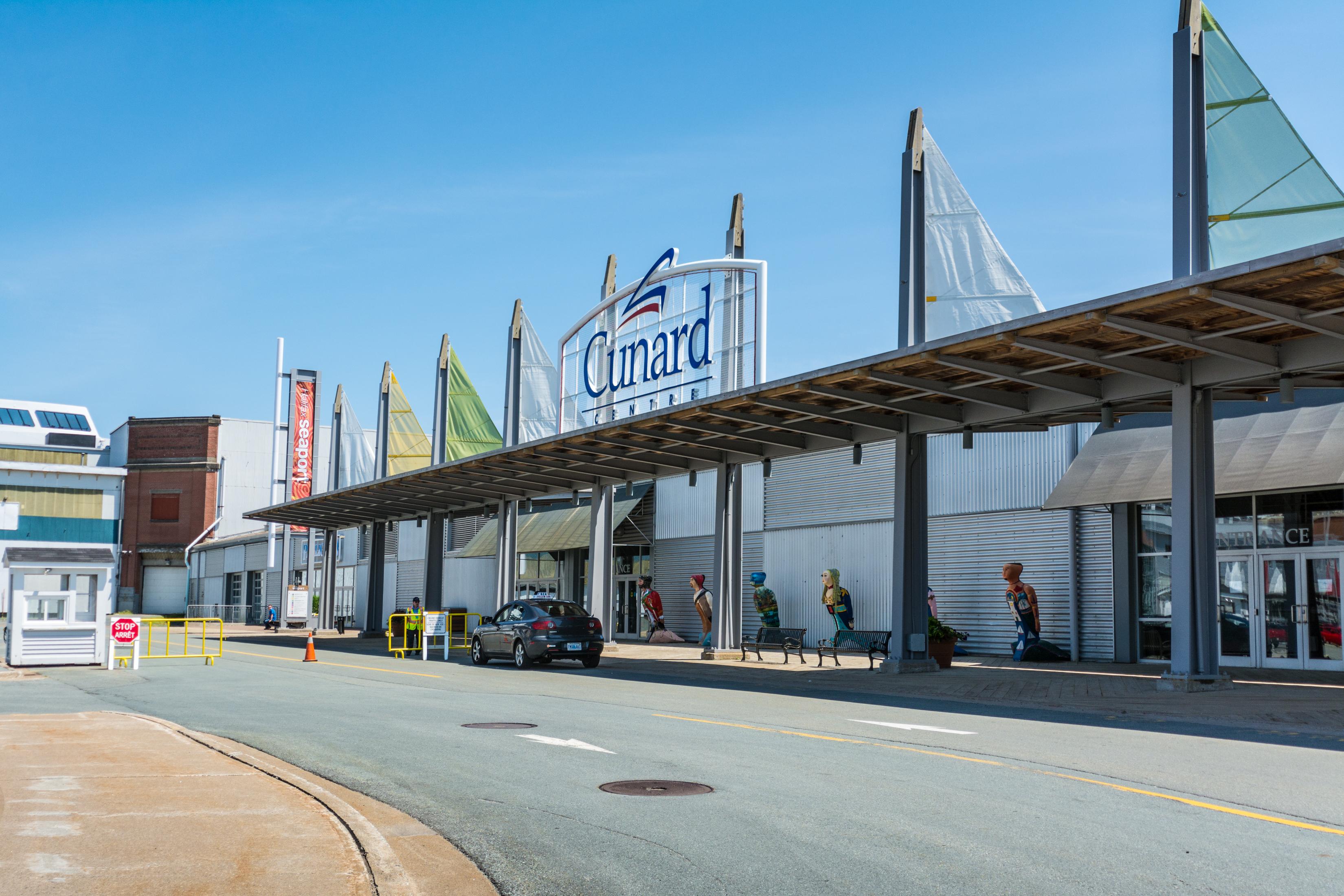 Cunard Centre, Halifax