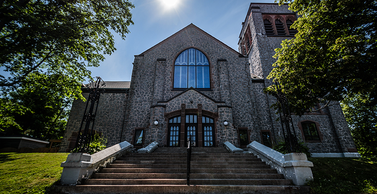 St. Andrew's United Church, Halifax