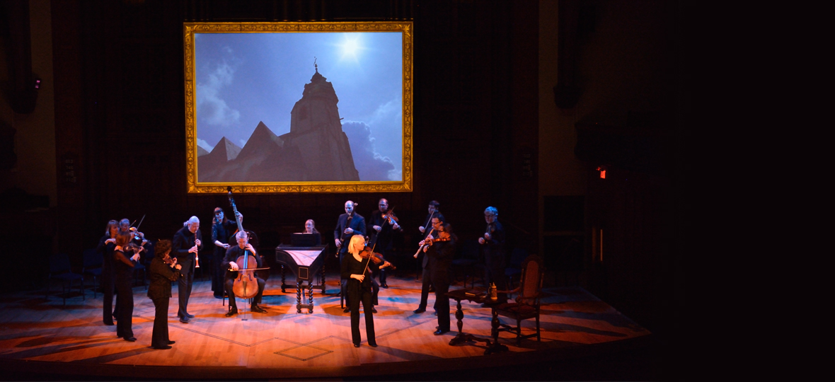 Tafelmusik: The Circle of Creation