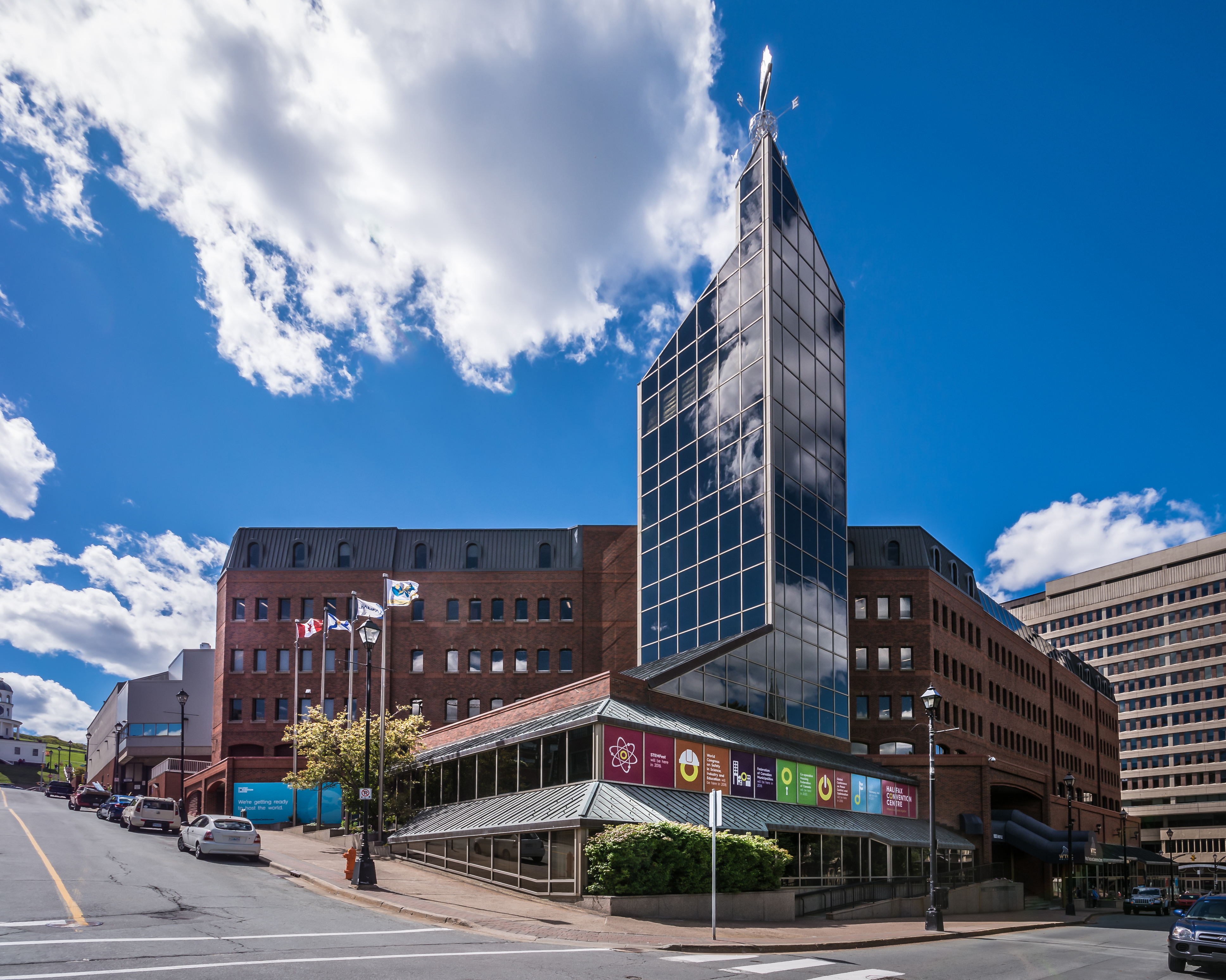 World Trade and Convention Centre, Halifax